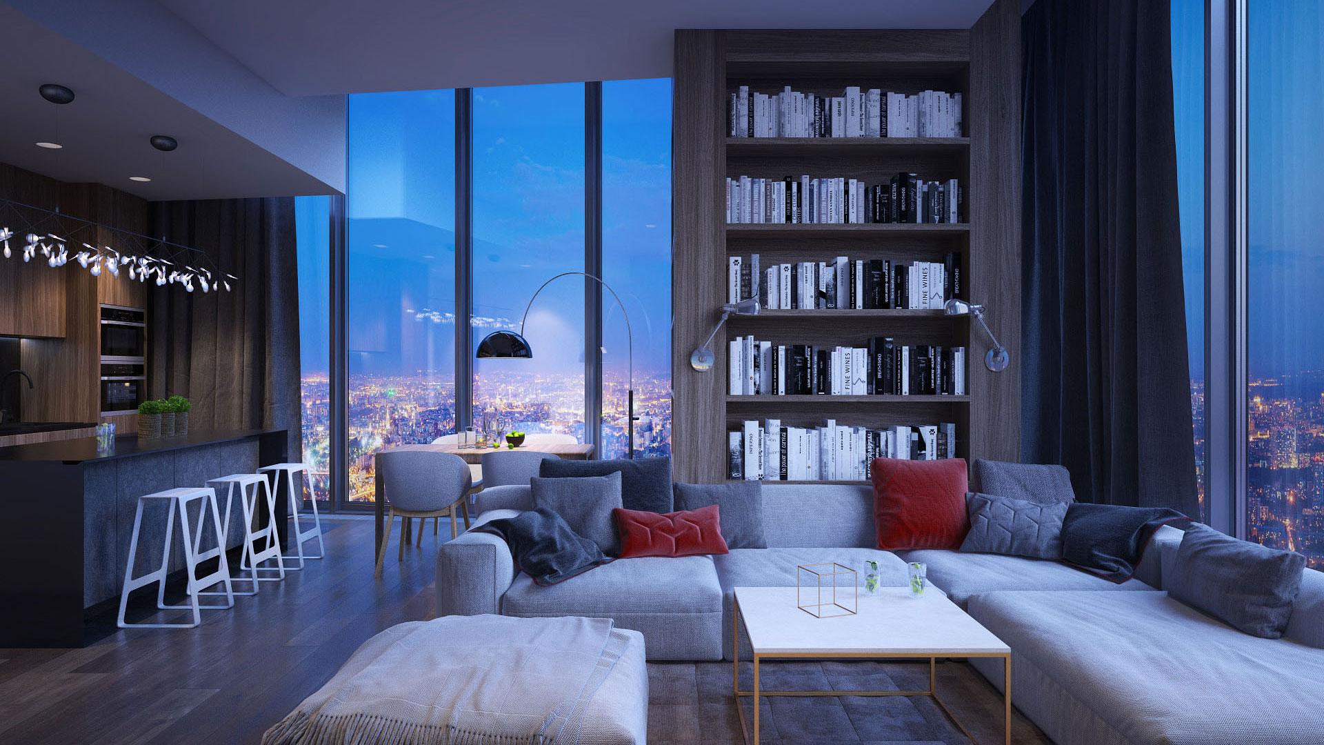 Оценка стоимости комнаты