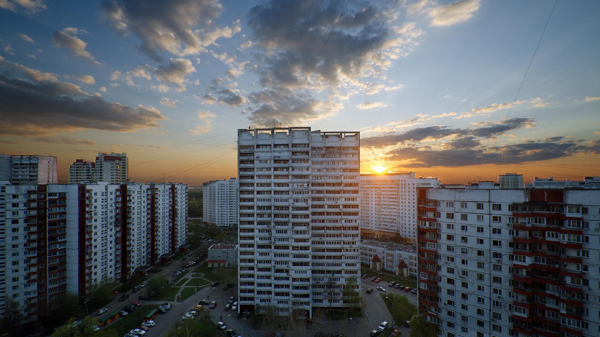 Оценка доли в квартире в Москве и Московской области
